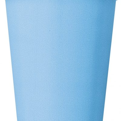 8 Powder Blue 9oz Cups