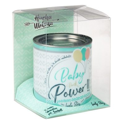 "Hucha molona ""BABY bank POWER"""