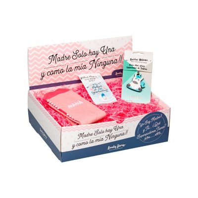 LOVELY BOX MAMA 04 (CL0119 + LL0125 + PIL0009)