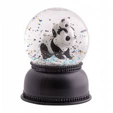 BOLA DE NIEVE PANDA