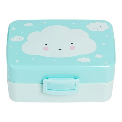 Caja de Almuerzo Nube