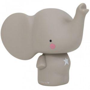 Mini Hucha Elefante gris
