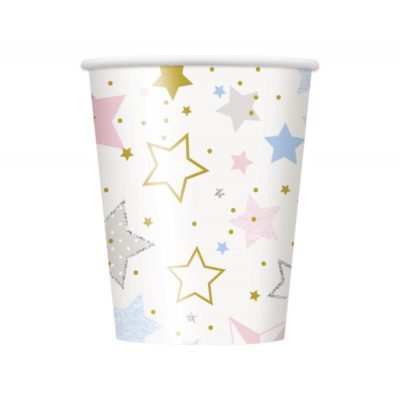 8 VASOS Twinkle Little Star