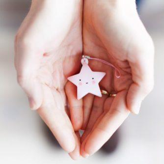 charm estrella rosa1