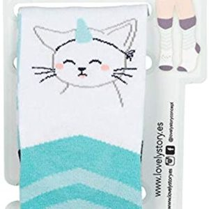 CALCETINES MOLONES MUJER CAT LOVER