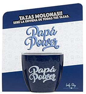 "Taza de café ""PAPÁ POWER"""