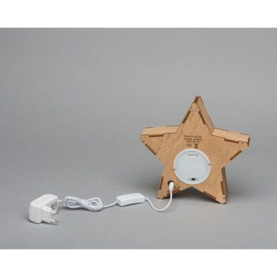 Adaptador de corriente para estrella personalizada